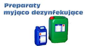 preparaty myjaco dezynfekujace